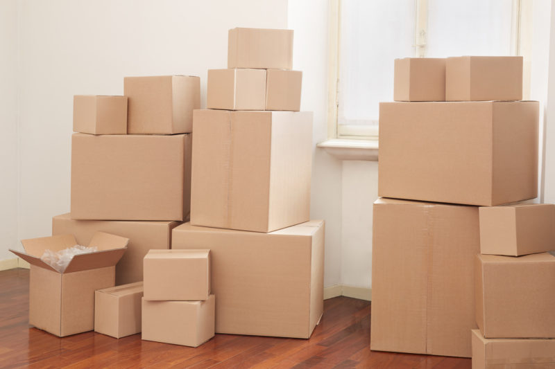 Top 7 Places to find Free Moving Boxes